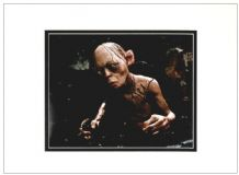 Andy Serkis Autograph Signed Photo - Gollum